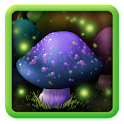 Magic Mushrooms Livewallpaper logo