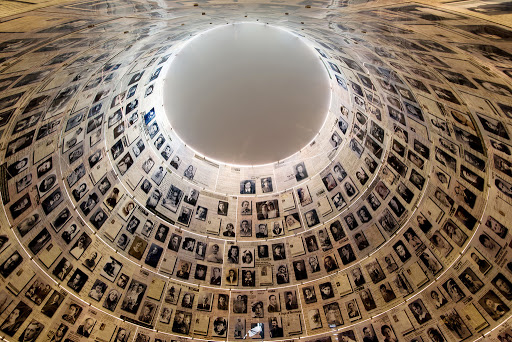 Yad-vashem-Jerusalem-Israel - Yad Vashem in Jerusalem is the Jewish people's memorial honoring the righteous who helped Jews survive the Holocaust.