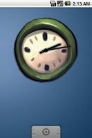 Screenshot of Buuf Clock Widget