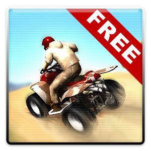 Desert Motocross Free for PC and MAC