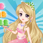 Mermaid Princess Dress up Show