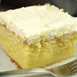 Pineapple Lemon Cake.