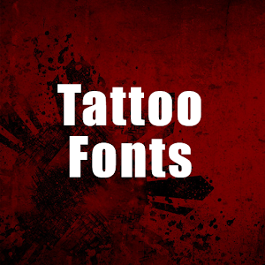 Tattoo Fonts for Android