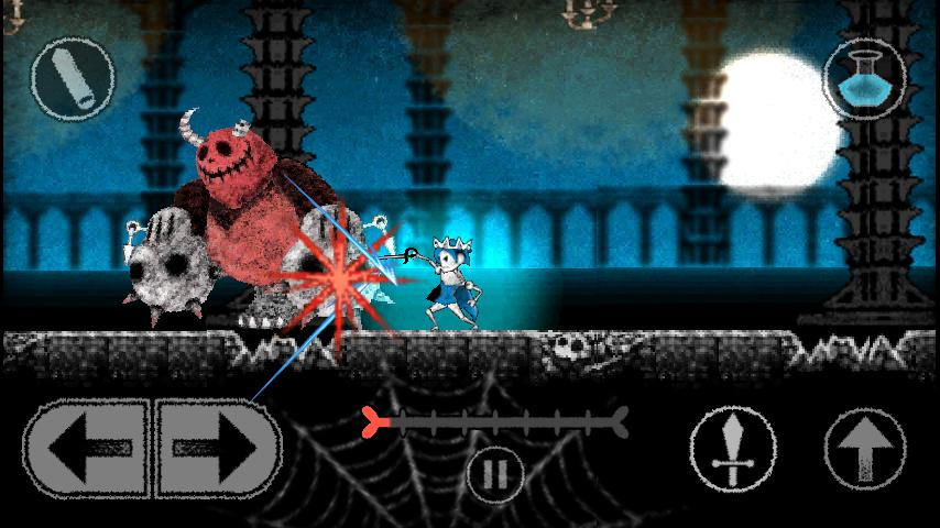 Dokuro- screenshot