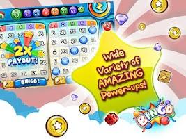 Screenshot of Bingo Tournaments
