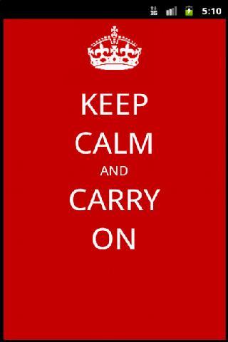 Keep Calm Ultimate