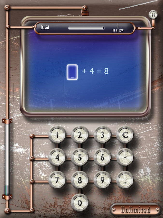 Mathemagica - Math School- screenshot