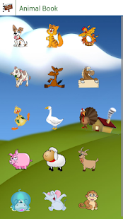 Animal Book for Kids screenshot