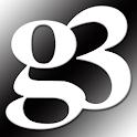 g3 magazine logo