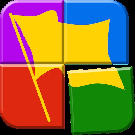 世界國旗解謎遊戲 解謎 App LOGO-硬是要APP