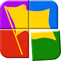 World Flags Puzzle Games Free icon