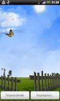 Screenshot of Real Landscapes Live Wallpaper