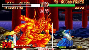 Screenshot of SAMURAI SHODOWN II