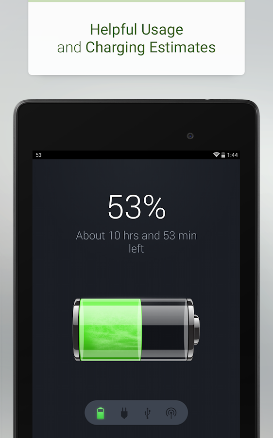 Battery- screenshot