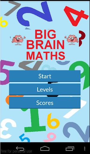 Brain Maths