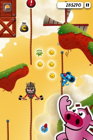 SuperRope - screenshot