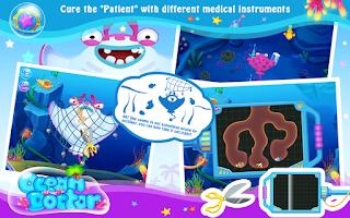 Screenshot of Ocean Doctor