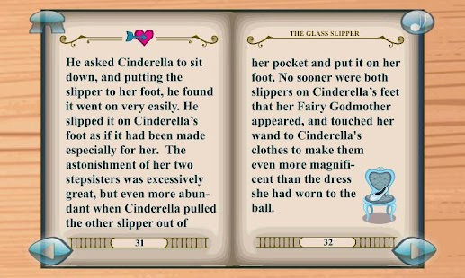 Cinderella : 3D Pop-up Book- screenshot thumbnail