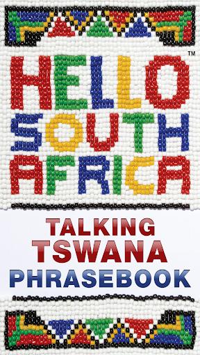 Tswana Audio Phrasebook