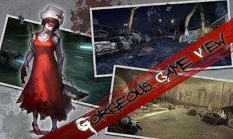 Screenshot of Blood Zombies HD