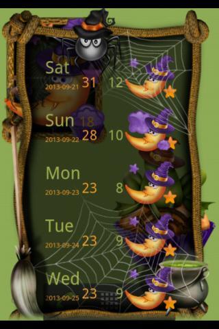 免費下載個人化APP|Halloween Widgets app開箱文|APP開箱王