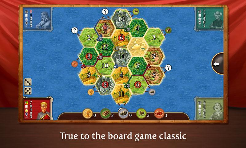 android Catan Screenshot 10