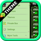 Nature v2 GO SMS Theme icon