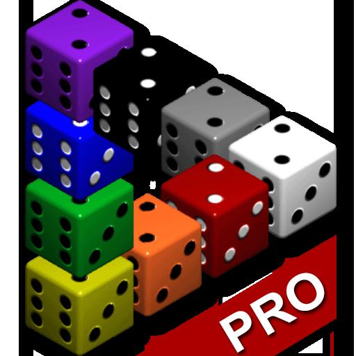 ダイスローラー  D&D Pro 娛樂 App LOGO-硬是要APP