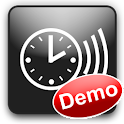Speaking Clock – EQ STime Demo logo
