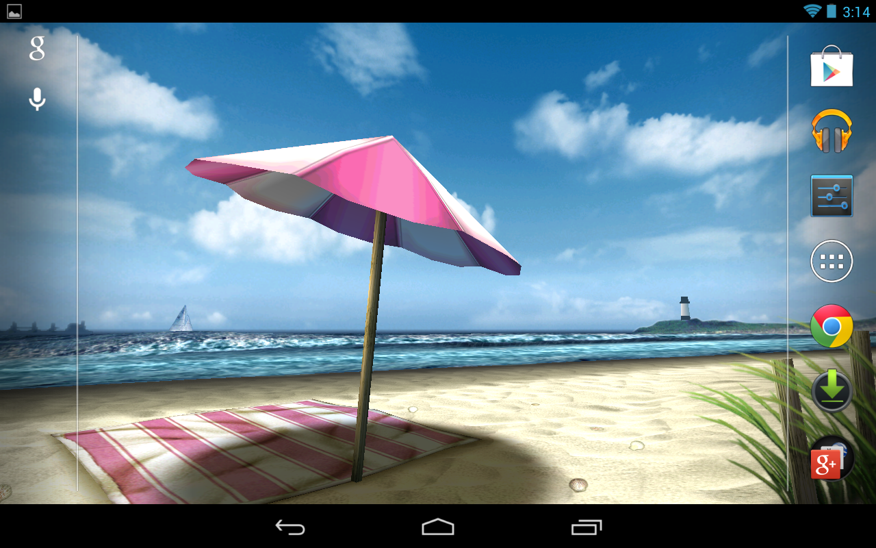 My Beach HD screenshot #23