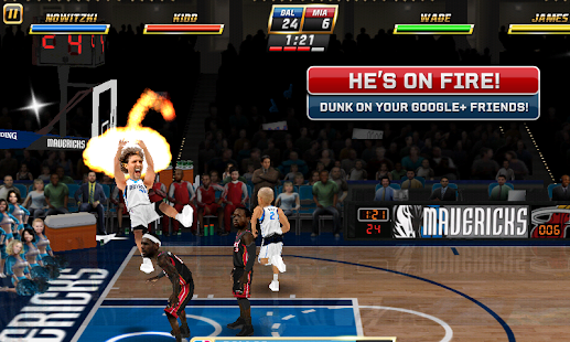 NBA JAM  by EA SPORTS™ Screenshot 11