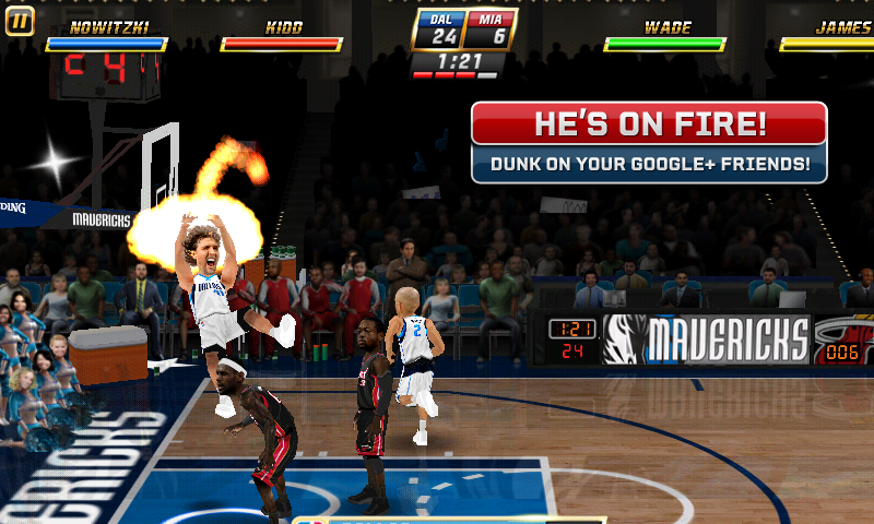 NBA JAM by EA SPORTS™ - Android Apps on Google Play