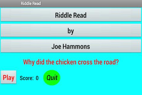 Riddle Read