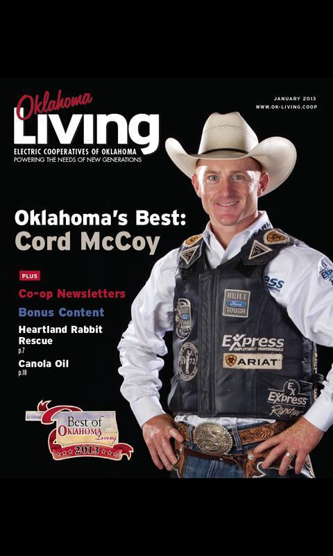 Oklahoma Living- screenshot