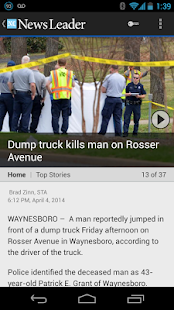 The News Leader - screenshot thumbnail