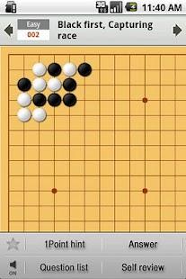Master of Go - baduk screenshot
