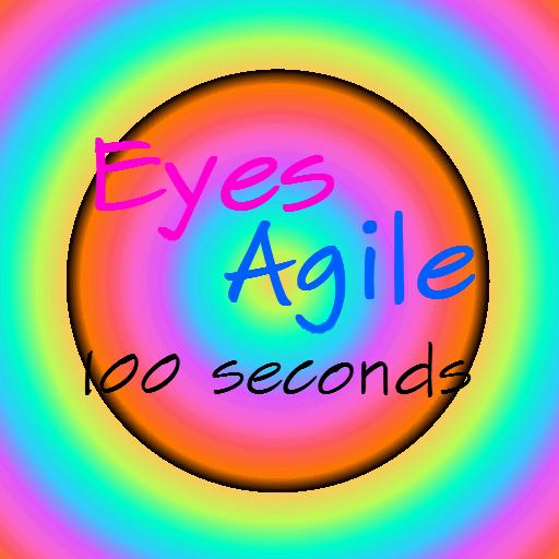 眼睛運動100秒 工具 App LOGO-硬是要APP