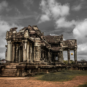 Ruins by Jane Chen - Buildings & Architecture Public & Historical