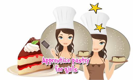 pastry for little girls