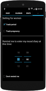 Free Mood Tracker- screenshot thumbnail