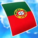 FREE Portuguese FlashCards logo