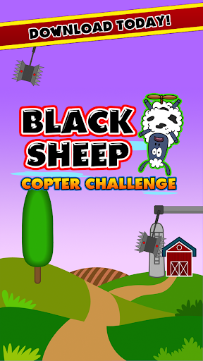 Black Sheep Copter Challenge