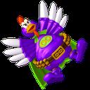 Chicken Invaders 4 HD (Tablet)