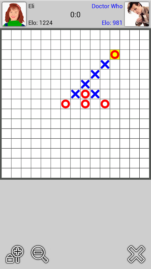 Gomoku - Five In a Row - screenshot