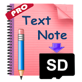 Notes2SD Text Editor Pro