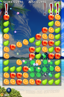 Fruit Rush - Fruit Destruction