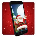 3D Christmas Parallax LWP HD