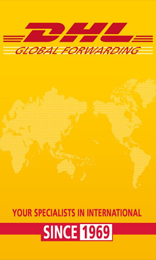 DHL Global Forwarding Track