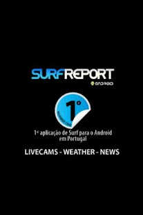 SurfReport - screenshot thumbnail