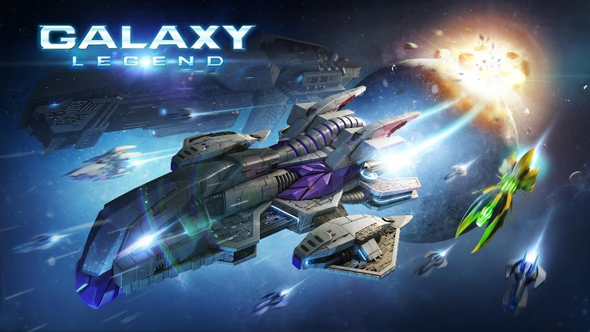 android Galaxy Legend Screenshot 0
